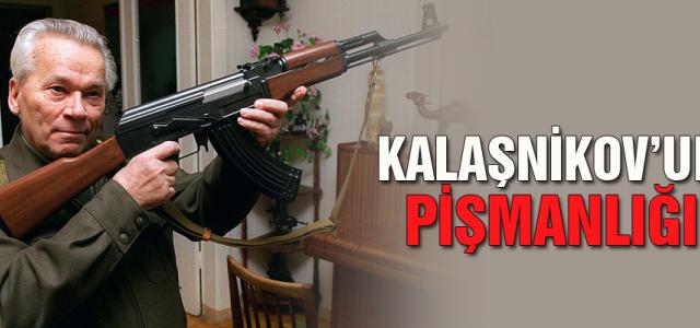 ''Kalaşnikov'un pişmanlığı''