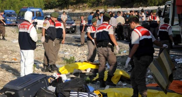Kazada vefat eden 13 berberin ismi belli...