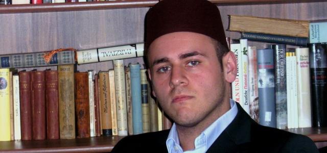 ''Kurzes Gespräch über die Osmanen mit Rasim Marz''