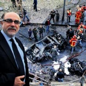 ''Lübnan'da Eski Bakana Suikast''