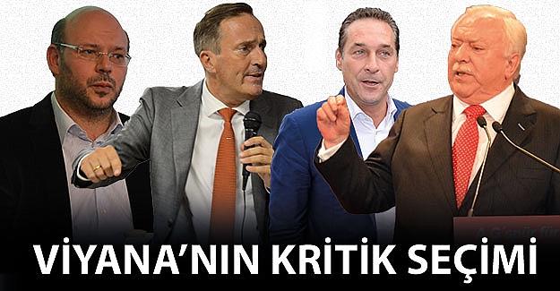 Viyana'nın Kritik ''Seçimi'': 11.10.2015
