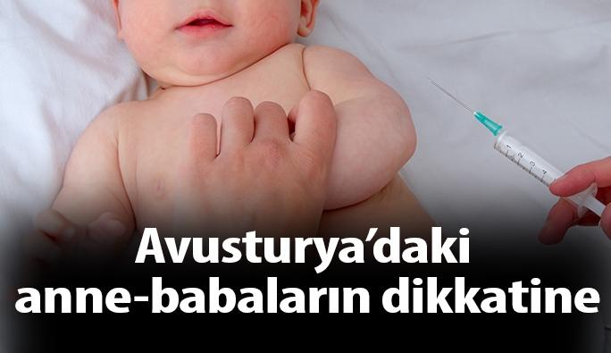 Avusturya, bulaşıcı hastalıkta Avrupa'da ikinci sırada