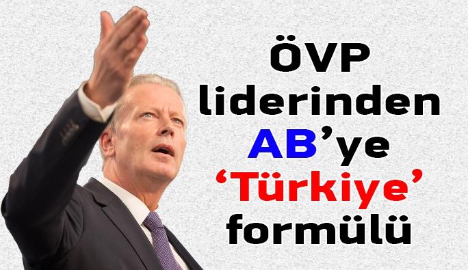 Avusturya Başbakan Yardımcısı'ndan AB'ye yeni 'Türkiye' formülü önerisi: ETI