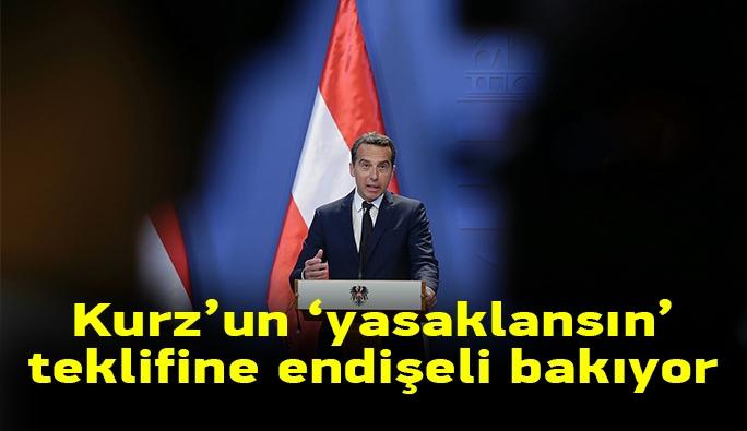 Avusturya Başbakanı Kern, Kurz'un o teklifine şüpheli bakıyor
