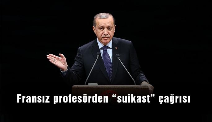 'Tek çare Erdoğan'a suikast düzenlemek' | VİDEO