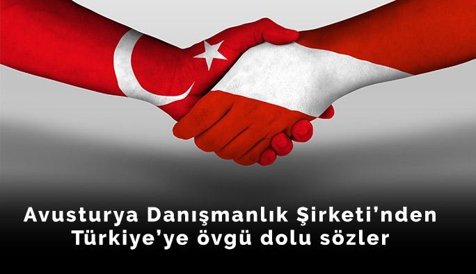 'Türkiye, Avusturyalı firmalar için vazgeçilmez bir ortak'