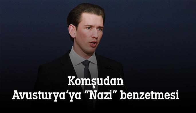 'Kurz'un açıklamalarını Nazi'den beklerdim'