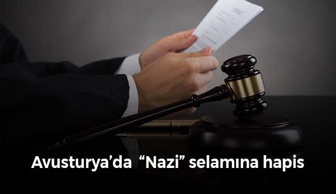 """Avusturya'da """"Hitler selamı""""na hapis cezası"""