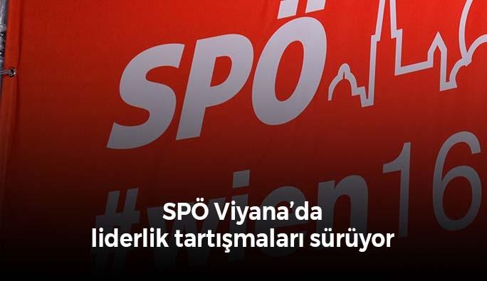 SPÖ Viyana'da liderlik kavgası kızışıyor