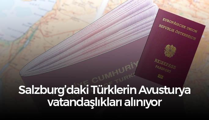 Salzburg'da Avusturya vatandaşlığını kaybeden ilk Türkler