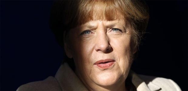 ''Merkel: Ona sempatiyle bakıyorum''