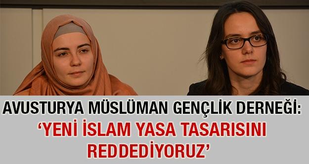 Avusturya Müslüman Gençlik Derneği:...