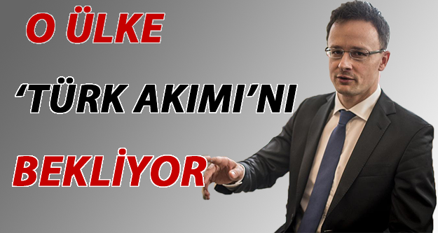 O ülke, Türk Akımını bekliyor
