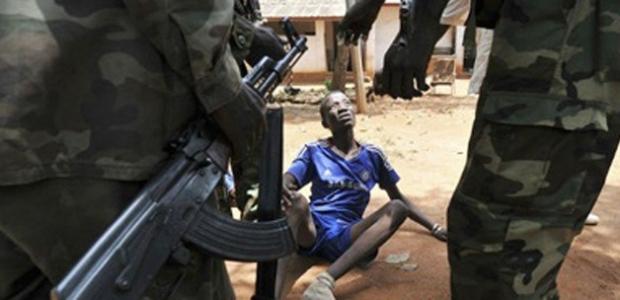 ''Orta Afrika'da Müslümanlara saldırı 23 ölü''