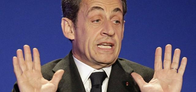 ''Sarkozy'nin gizli konuşmaları ortaya çıktı''