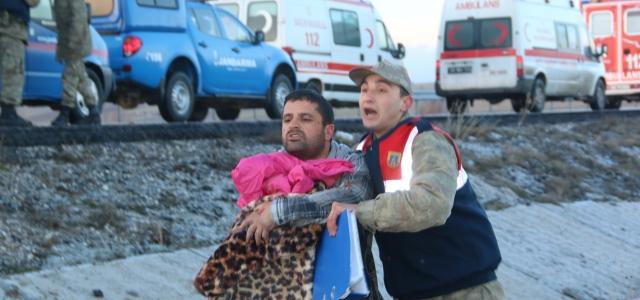''Sivas'taki kazada hayatını kaybedenlerin kimlikleri belli oldu''