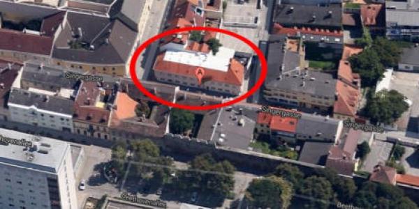 ''Wiener Neustadt'da Camii ye baskın!''