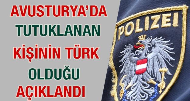 Suriye'den Dönerken, Avusturya'da Tutuklanan...