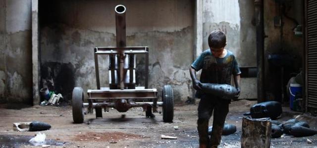 ''Suriye'nin Kayıp Nesli''