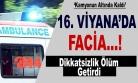 ''16. Viyana'da Facia: Kamyonun Altında Kaldı''