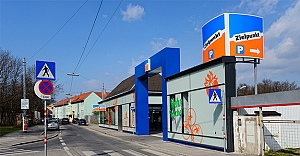 Avusturyanın süpermarket devi...