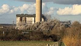 İngiltere'de santral çöktü