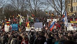 PEGIDA'dan Avrupa'nın 14 kentinde gösteri