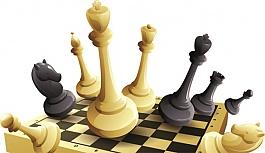 Petrolde satranç oyunu