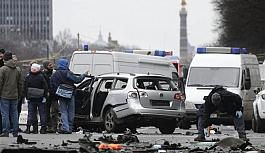 Almanya'daki bombalı araç sürücüsü Türk iddiası