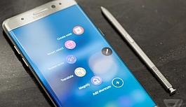 Galaxy Note 7 Samsung'a pahalıya patladı