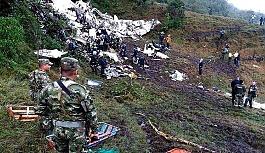 Chapecoense takımını taşıyan uçağın düşüş nedeni belli oldu