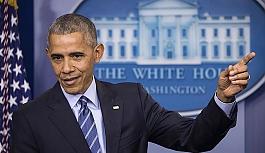 Bırakmasına saatler kala Obama'dan sürpriz karar