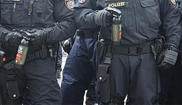 Avusturya polisinde 'body kamera' dönemi