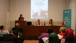 Viyana'da Ahmet Hamdi Tanpınar konferansı