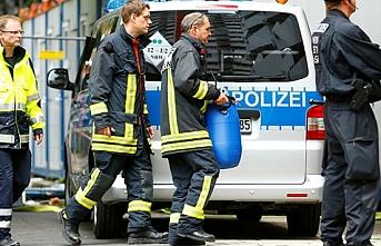 Almanya'da biyolojik silah tehdidi