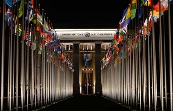 BM'den Yemen konulu Cenevre istişare toplantıları açıklaması