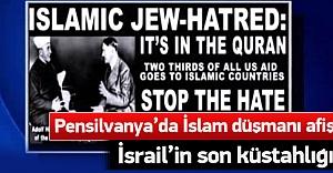 ABD'de otobüslere İslam karşıtı afiş asılacak