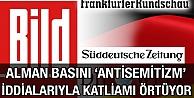 """''Alman basını """"antisemitizm"""" iddialarıyla katliamı örtüyor!''"""