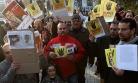''Atina'da darbe karşıtı gösteri''