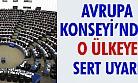 Avrupa Konseyi'nden Hollanda'ya uyarı