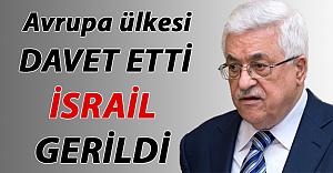 Avrupa ülkesinden, İsrail'i delirten davet