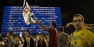 Binlerce İsrailli Gazze için ayaklandı