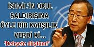 BM Genel Sekreteri Ban: 'Dehşete Düştüm'