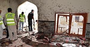 Camiye saldırı: Ölü sayısı 49 oldu