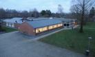 ''Danimarka'da bodrum katlarından, 52 dönümlük yatılı okula''