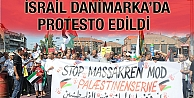 Danimarka'da 'Terörist İsrail' Sesleri