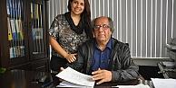 Fakülteyi 62 yaşında bitirdi, avukat kızının yanında staja başladı