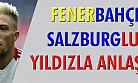 ''Fenerbahçe Salzburglu Kevin Kampl'la el sıkıştı
