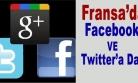''Fransa'da Twitter ve Facebook'a dava!''