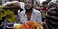 Gazze'de ölü sayısı 573'e yükseldi